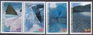 Australia  #L98-101  MNH CV $9.75 (A19790)