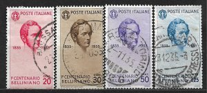 COLLECTION LOT OF 4 ITALY 1935 STAMPS CV+ $40