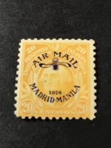 PHILIPPINES # C10--MINT/HINGED--AIR-MAIL---1926