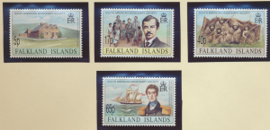 Falkland Islands Stamps Scott #620 To 623, Mint Never Hinged - Free U.S. Ship...