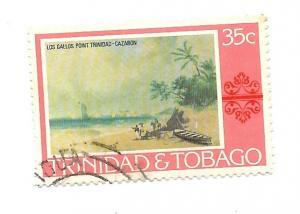 Trinidad and Tobago 1976 - U - Scott #265