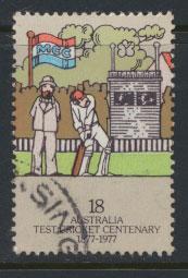 Australia SG 648  - Used