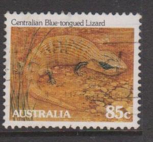 Australia Sc#798 Used