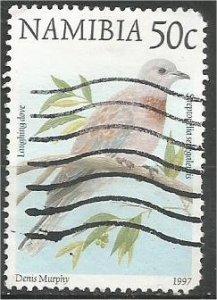 NAMIBIA, 1997, used 50c, Fauna . Scott 859