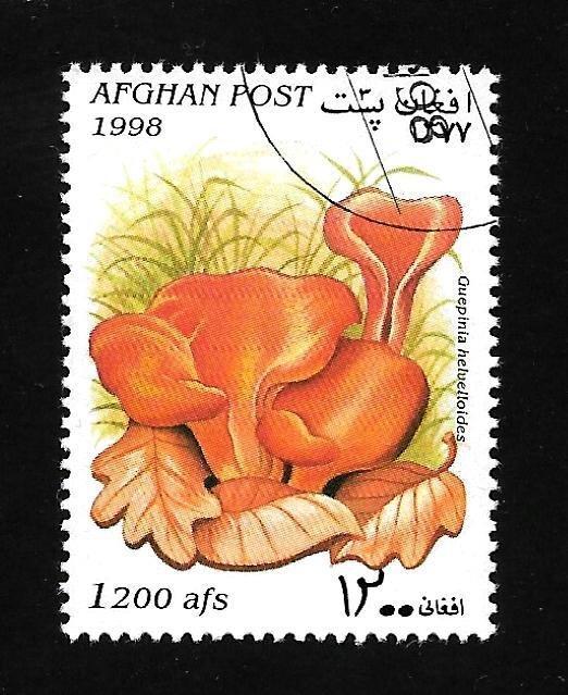 Afghanistan 1998 - U - Unlisted - Pic 5 *