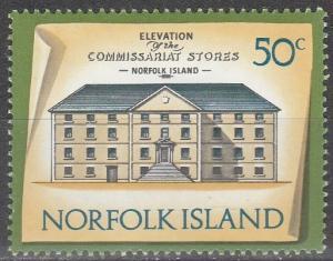 Norfolk Island #170 MNH