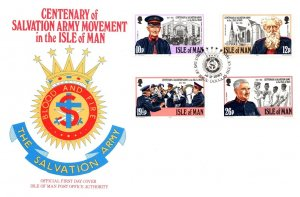 Isle of Man, Worldwide First Day Cover, Fraternal Organizations