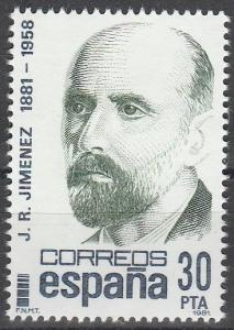 Spain #2278  MNH VF (V3162)