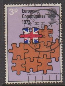 Great Britain Sc#685 Used