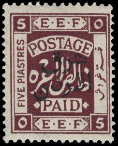 Jordan Scott 141 Variety Gibbons 154 Variety Mint Stamp