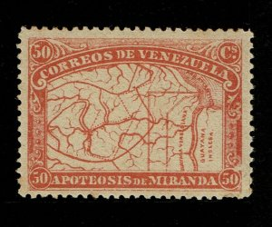 Venezuela SC# 140, Mint Hinged - S10966