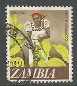ZAMBIA 44 VFU TOBACCO C636-3