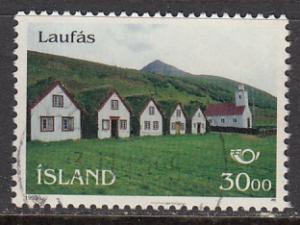 Iceland SC# 799  1995 30K NORDEN used