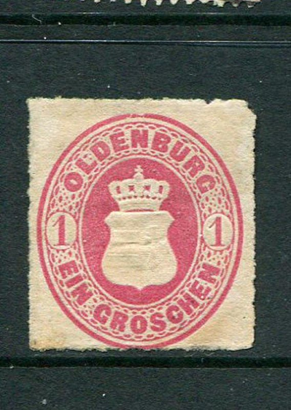 Oldenberg #23 Mint