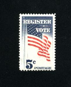 USA #1249  used 1964 PD .08