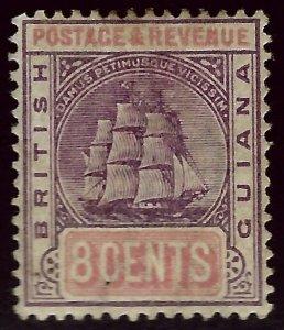 British Guiana SC#139 SG #199 Unused  ..Fill a key Spot!!