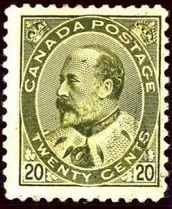Canada Scott #94 Used VF - XF