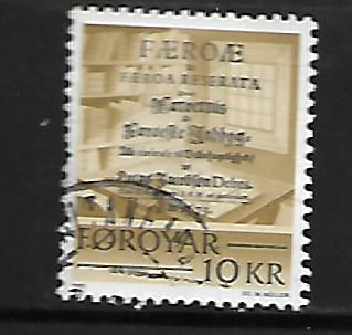 FAROE ISLANDS, 69, USED, LIBRARY