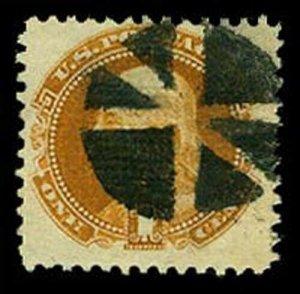 U.S. 1869 ISSUE 112  Used (ID # 62524)