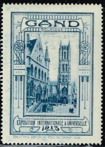 World Exhibition, Convention, Stamp Show, Poster, Label stamp Collection LOT #26