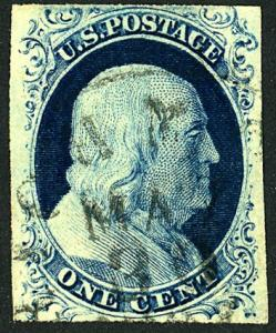 U.S. #9 Used