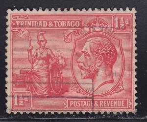 Trinidad & Tobago 23  Britannia & KGV 1922