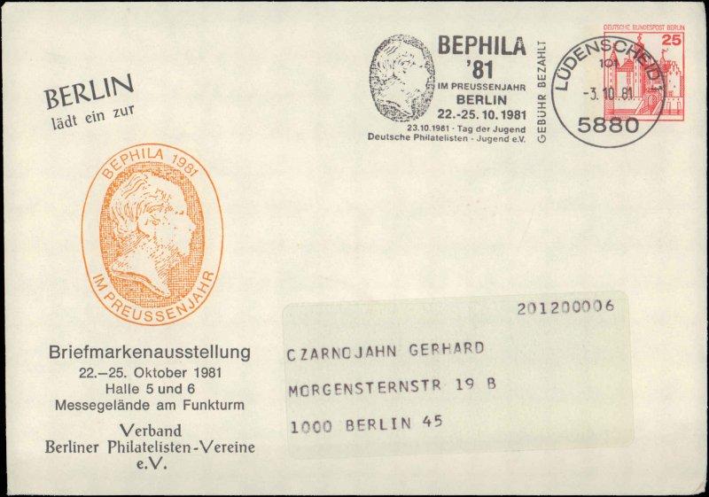 Germany Post-1950, Postal Stationary