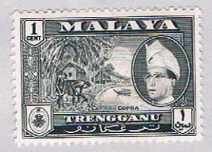 Malaya Trengganu 75 MLH Sultan Ismail (BP2315)
