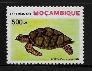 MOZAMBIQUE ,1131 , MNH, TURTLE