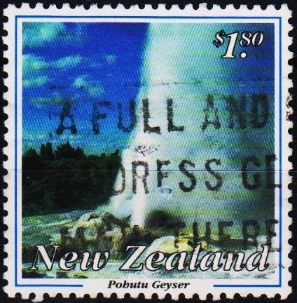 New Zealand. 1993 $1.80 S.G.1735 Fine Used