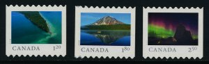 Canada 306i-8i MNH Far & wide, Point Pelee National Part, Arctic Bay