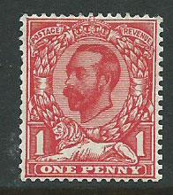 Great Britain - George V Downey Head SG 337