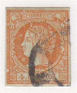 Spain, Scott #50, Used