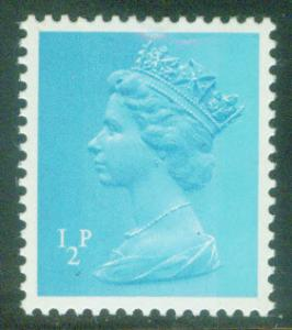 Great Britain Scott MH22 1/2p MNH** Machin stamp