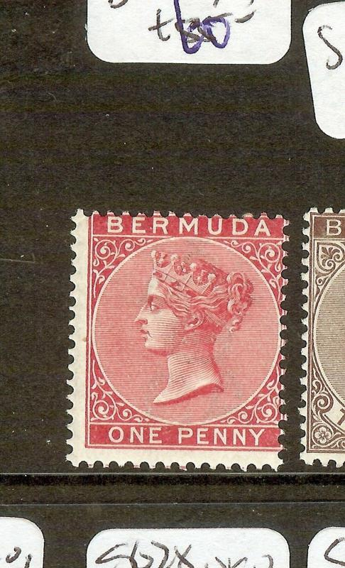 BERMUDA (P0710B) QV 1D  SG24   MOG