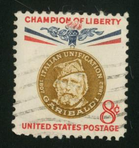 United States - SC#1169 - USED -1960 - Item USA257