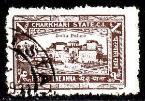 India - Charkhari 29 - used