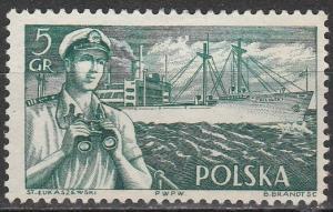 Poland #719  F-VF Used (S5546)