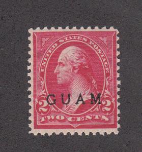 Guam Scott #2 MH
