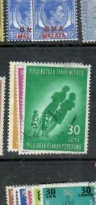 MALAYA  FEDERATION  (PP1311B)  SG  29-31    VFU