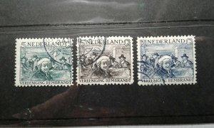 Netherlands #B41-3 used e203 7392