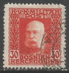 BOSNIA 74 VFU Z3958-4