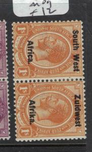 South West Africa SG 22 MOG (1dwd)
