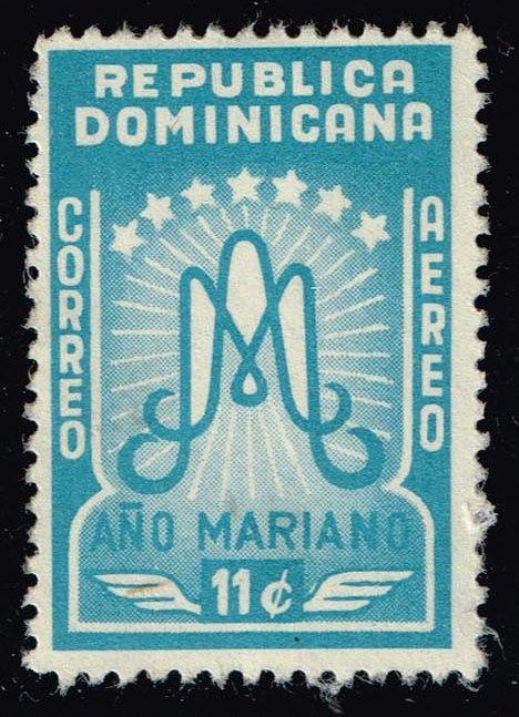 Dominican Rep. #C88 Marian Year; Used (0.25)