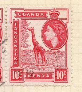 Kenya 1954 Early Issue Fine Used 10c.