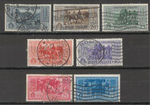 COLLECTION LOT # 5422 ITALY #280-6 1932 CV+$20