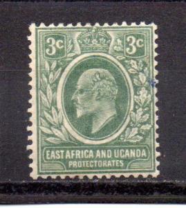 East Africa and Uganda 32 MH