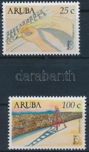 Aruba stamp Fight against illiteracy set MNH 2002 Mi 293-294 WS231166