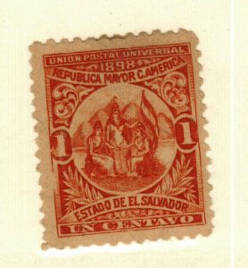 Salvador #177 MNG