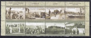 Serbia 2020 Italy Navy for Serbian Army History WW1 First World War Ships MNHa
